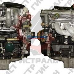 Двигатель ЗМЗ-4063 (карб.) ГАЗ-3302 (АИ-92)