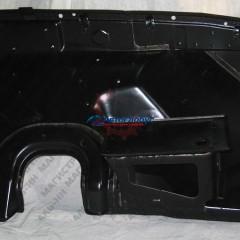 Брызговик моторного отсека ГАЗ-3102 левый ( с аккум. стойкой ) (ГАЗ)