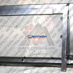 Облицовка радиатора ГАЗ-3102 (морда) (ГАЗ)