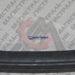 Бампер ГАЗ-31029 задний голый