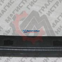 Бампер ГАЗ-3110 задний узкий голый