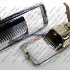 Ручка двери правая задняя наружная  ГАЗ-2410-3110