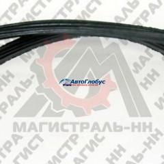Прокладка крышки клапанов ЗМЗ-511, 513, 523 резина