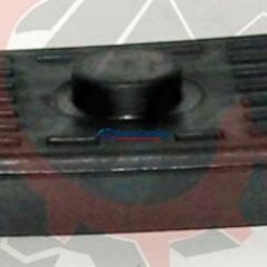 Подушка рессоры (шоколадка) ГАЗ-2410-3110 (ГАЗ)
