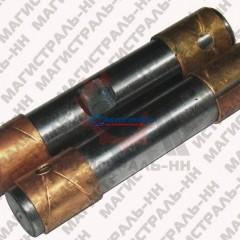 Шкворень в сб. УАЗ-31519 Хантер, 3163 Patriot (пластиковые вкладыши, ключ)