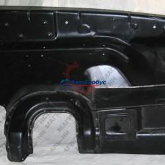 Брызговик моторного отсека ГАЗ-3110 левый (с аккум. стойкой) (ГАЗ)