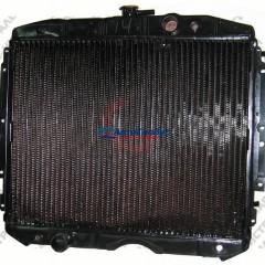 Радиатор охлаждения ГАЗ-3307 (3-х рядн. медный) Оренбург