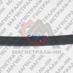 Лист рессоры ГАЗ-3302 с.о задней №2 (11мм) (ГАЗ)