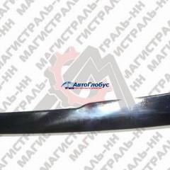 Накладка бампера ГАЗ-3110, 31105 заднего левая (хром) (ГАЗ)