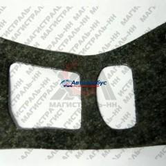 Прокладка помпы ГАЗ-2401 наружная (топорик) см.092