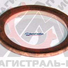 Прокладка медная 18x24 крышки масл. фильтра ЗМЗ-402