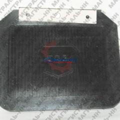 Брызговик колеса ГАЗ-3110 задний резиновый с кронштейном (кт 2шт)