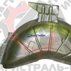 Арка колеса ГАЗ-31029 левая в сборе (глобус) (ГАЗ)
