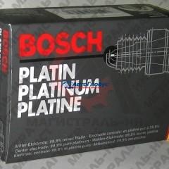 Свеча BOSCH за 1 шт. WR8 DR 0.9 406 дв.(Россия)