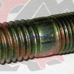 Шпилька М8-10х1,25х38 коллектора дв.406
