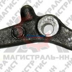 Сошка поворотного кулака правая под ГУР ГАЗ-3110 р