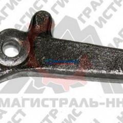 Сошка поворотного кулака левая ГАЗ-3110 рестайлинг