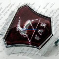 Эмблема решетки радиатора ГАЗ-3302-2217 ст.об.