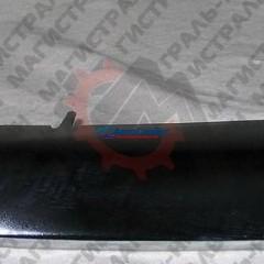Накладка бампера ГАЗ-31105 переднего правая (хром) (ГАЗ)