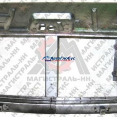 Облицовка радиатора ГАЗ-31105 (морда) (ГАЗ)