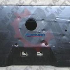 Панель задняя средняя под багажник ГАЗ-3110 (ГАЗ)