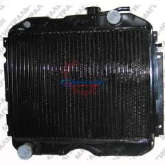 Радиатор охлаждения (3-рядный) Шадринск ГАЗ-2410 3