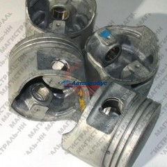 Поршень кт. (4 шт.) 100,5 (УАЗ) ГАЗ-3302  (100 л.с.) (под узкие кольца) УМЗ