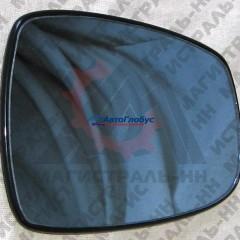 Зеркальный элемент ГАЗ-31105 левый (с рамкой)