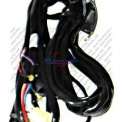 Жгут проводов по раме ГАЗ-3302 (под внешний насос)