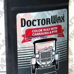 Полироль кузова с тефлоном серая DoctorWax 236 мл.