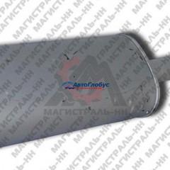 Резонатор ГАЗ-3302 402 дв. (ГАЗ) длинный Баксан