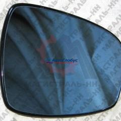 Зеркальный элемент ГАЗ-31105 правый (с рамкой)