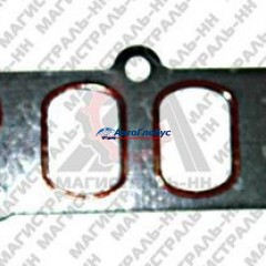 Прокладка коллектора (БЦМ) с герметиком дв.402 Вол