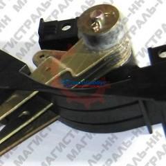 Привод управления вентиляцией и отоплением ВАЗ-210