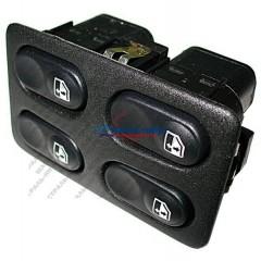 Блок управления стеклоподьемниками ВАЗ-2110 (4 клав.) (КЗАЭ)