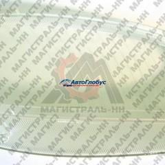 Стекло фары левое ГАЗ-31105 (пластиковое) (Освар)