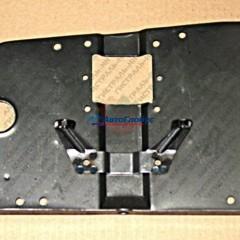 Щиток радиатора боковой левый в сборе ГАЗ-2410,310