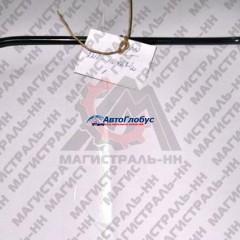 Трубка топливная от бака к фильтру тонкой очистки ГАЗ-31105