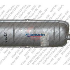 Глушитель ВАЗ-2102 Ижора (135515)