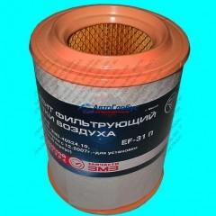 Элемент воздушного фильтра дв.40522,40524 ЕВРО-3 для уст. в пласт. корпус (Интеркомплект) ЗМЗ
