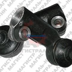 Наконечник рулевой ВАЗ-1118 (к-т 2шт) (фирм. упак. LADA) (LECAR-0130901-02)