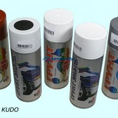Автогрунтовка универсальная KUDO акриловая (белая) 520 мл