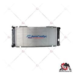 Радиатор охлаждения ГАЗ-2123 Next Cummins (2-рядн. алюмин.) ГАЗ