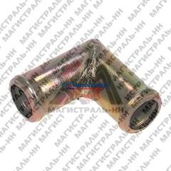 Переходник системы отопления угол d 18x18 (металл)