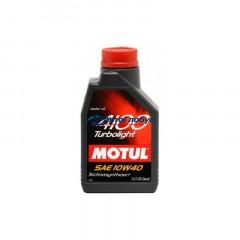 Масло Motul моторное 10W40 4100 Turbolight 1л. (полусинтетика)