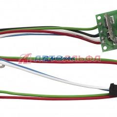 Блок регулирования скорости вентилятора оторителя ГАЗ-3302 Бизнес н.о.