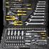 Набор инструмента BERGER (128 предметов)